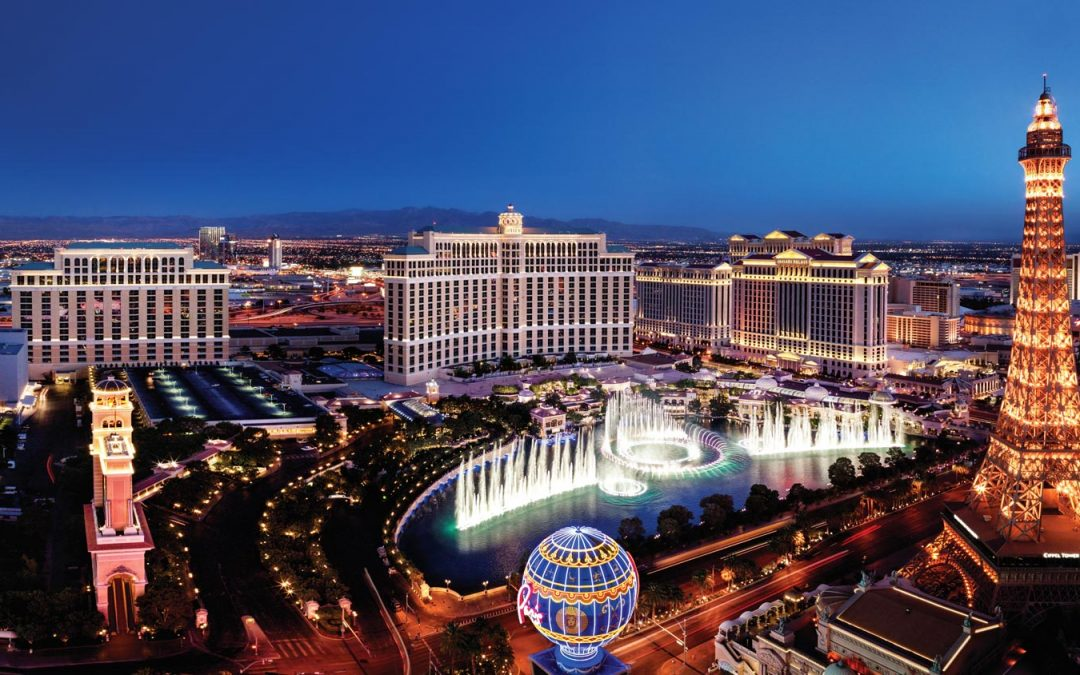 Here are 10 ways to experience the luxurious side of Las Vegas